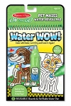 Melissa & Doug On the Go Water Wow! Activity Book