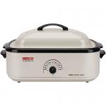 Nesco Classic Roaster Oven, Porcelain Cookwell
