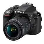 NEW Nikon D3300 24.2 MP CMOS Digital SLR Camera