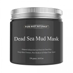 Pure Body Naturals Purifying Dead Sea Mud Mask