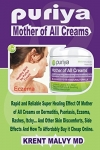 Puriya Cream For Eczema, Psoriasis, Dermatitis and Rashes