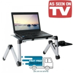 Laptop Table Stand Adjustable Riser