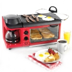 All-in-one Family Size Breakfast Station