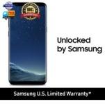 Samsung Galaxy S8 Unlocked 64GB  – US Version