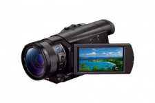 Sony Handycam FDR-AX100 – Camcorder