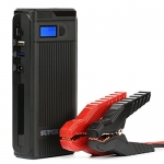 DBPOWER 1200A Peak Portable Car Jump Starter for 6.5L Gas, 5.2L Diesel Engine