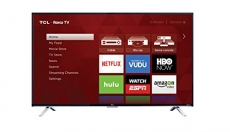 TCL 55″ Class 4K (2160P) Roku Smart LED TV (55S405)