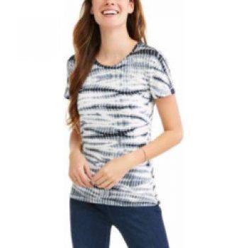 7e79959388d Time and Tru Women s Lyocell Shirt Dress