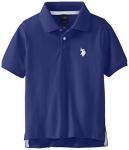 U.S. Polo Assn. Little Boys' Classic Polo Shirt