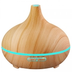 VicTsing 300ml Cool Mist Humidifier Ultrasonic Aroma Essential Oil Diffuser