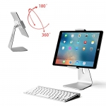 Viozon ipad Pro Stand, Aluminum Alloy Desktop Mount